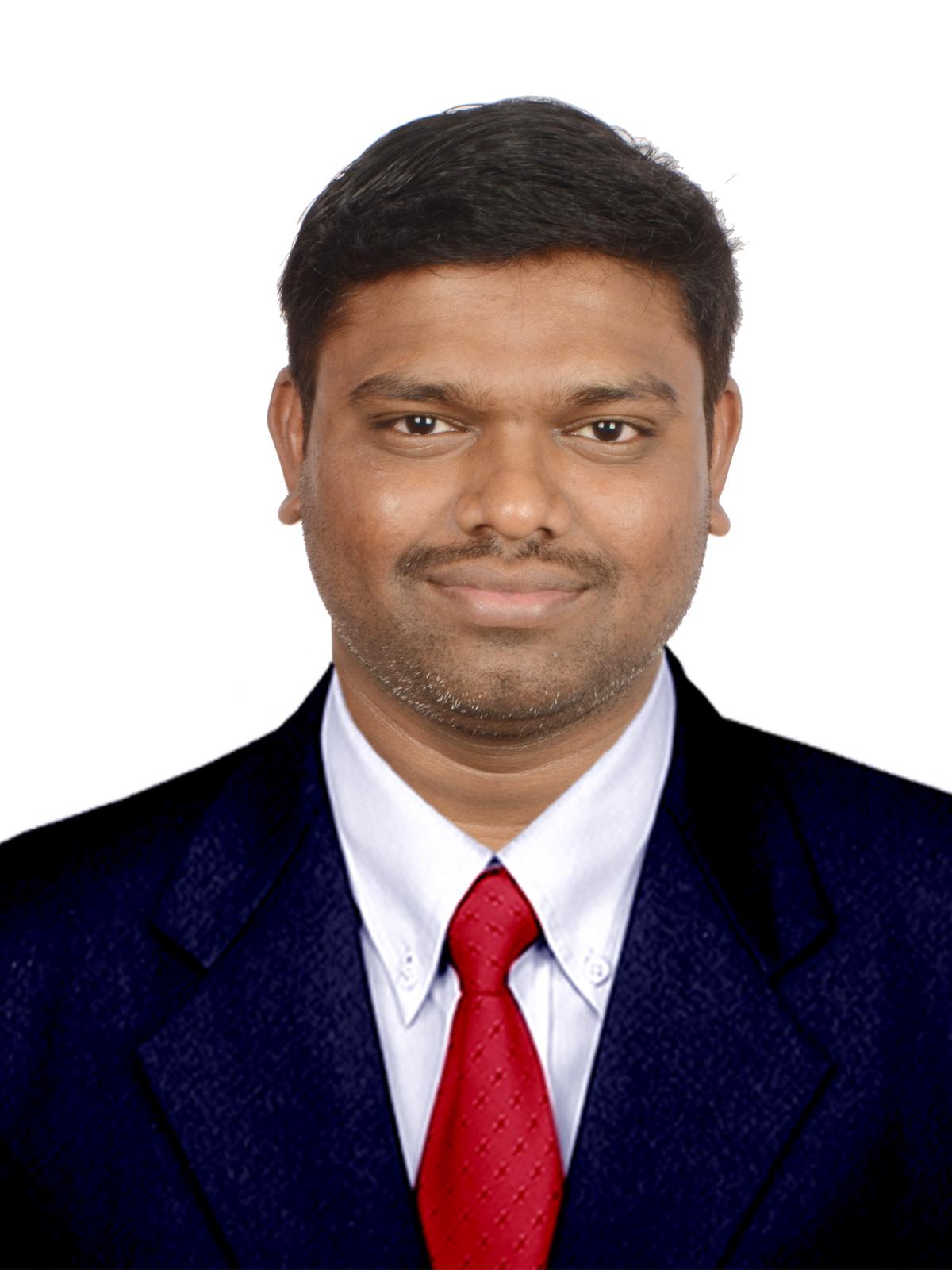 Chandrasekar Radhakrishnan